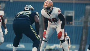 Javon Kinlaw Adds to Hefty List of 49ers Out vs....