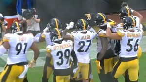 Steelers' Defense In Midst Of Rare Points-Allowed...