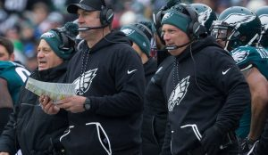 Philadelphia Eagles coaching staff expected to see...