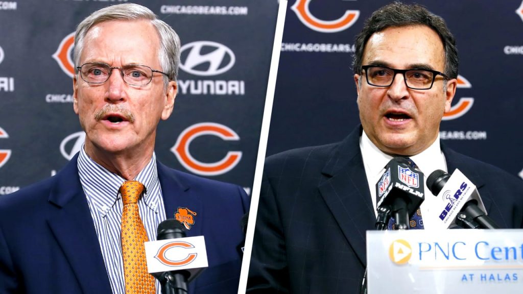Highlights from Q-and-A session with Chicago Bears...