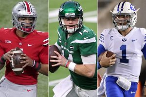 Jets must see can't-miss QB in draft to cut Sam...