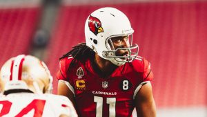 Larry Fitzgerald Inactive For Cardinals Against...