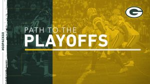 How Packers can clinch No. 1 seed for NFC playoffs