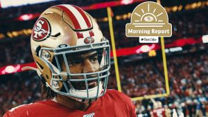 Unscripted with Fred Warner, How to Watch #SEAvsSF