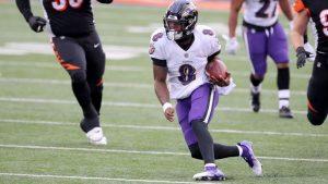 Baltimore Ravens at Cincinnati Bengals, Week 17,...