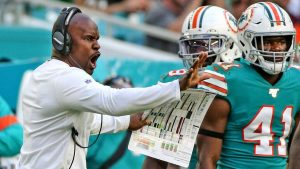 Why Dolphins' Brian Flores should be NFL Coach of...