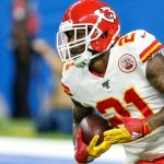 Kansas City Chiefs CB Bashaud Breeland clears...