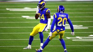 Los Angeles Rams LB Leonard Floyd to hospital with...
