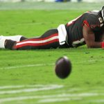 Tampa Bay Buccaneers WR Antonio Brown ruled out...