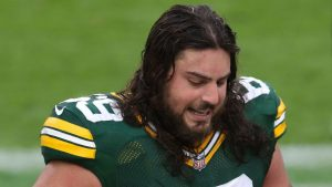 Green Bay Packers' Aaron Rodgers still in...