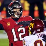 Tampa Bay Buccaneers QB Tom Brady leads team to...