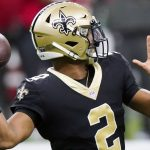 Buccaneers cash in on INT before Saints strike...