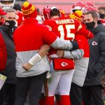 Kansas City Chiefs QB Patrick Mahomes ruled out...