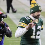 Aaron Rodgers uncertain about future with Green...