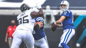 The Indianapolis Colts play host to the...