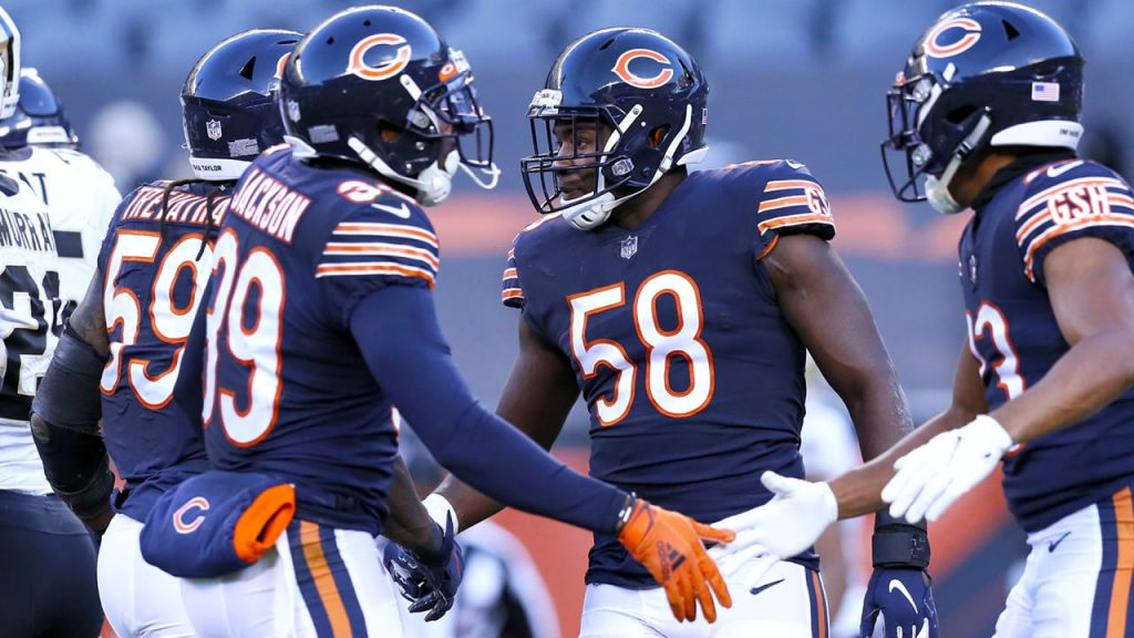 Chicago Bears begin search for new defensive...