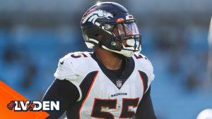 Bradley Chubb among Broncos questionable for...